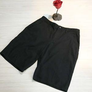 Tony Hawk black Skater Shorts Cotton Spandex 31